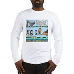 PA System - Camel - Fish Long Sleeve T-Shirt