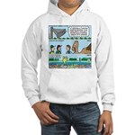 PA System - Camel - Fish Hooded Sweatshirt
