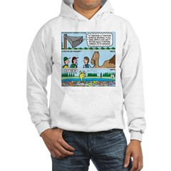 PA System - Camel - Fish Hoodie