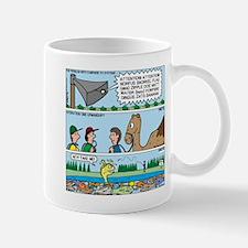 PA System - Camel - Fish Mug