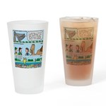 PA System - Camel - Fish Drinking Glass