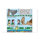 PA System - Camel - Fish Postcards (Package of 8)