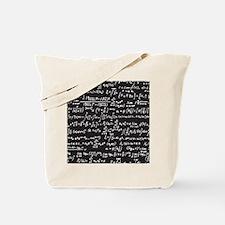 Chalk/Blackboard Tote Bag