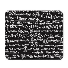 Chalk/Blackboard Mousepad