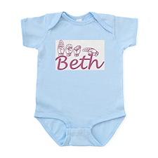 Beth Infant Bodysuit
