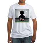 Railroading Counselor Fitted T-Shirt