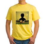 Railroading Counselor Yellow T-Shirt