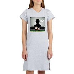 Railroading Counselor Women's Nightshirt
