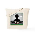 Railroading Counselor Tote Bag