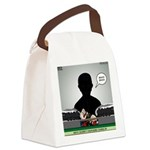 Railroading Counselor Canvas Lunch Bag