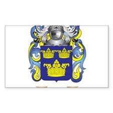 Ward Family Crest (Coat of Arms) Decal
