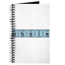 Periodic Table of Bitcoin Elements Journal
