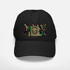 Senior Master Sergeant Cap