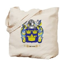 Wards Family Crest (Coat of Arms) Tote Bag