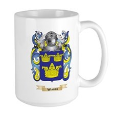 Wards Family Crest (Coat of Arms) Mugs