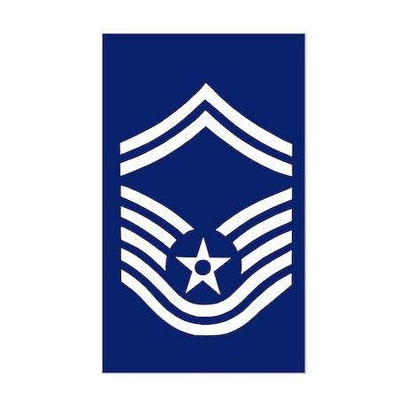 Senior Master Sergeant Sticker