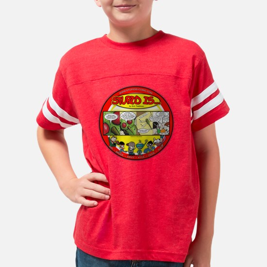 si001 Youth Football Shirt