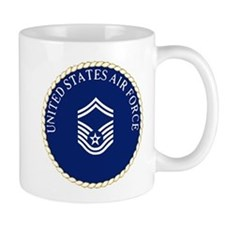 Senior Master Sergeant Coffee Cup