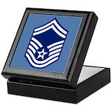 Air force Keepsake Boxes