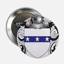 """Warr Family Crest (Coat of Arms) 2.25"""" Button"""