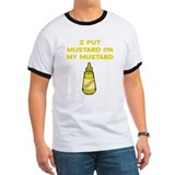 Mustard Ringer T