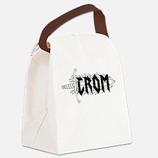 CCRRRROOOOMMMM Canvas Lunch Bag