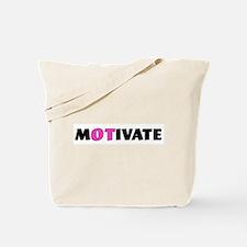 MOTIVATE Tote Bag