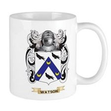 Watson (Scottish) Family Crest (Coat of Arms) Mugs