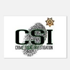 CSI Postcards (Package of 8)