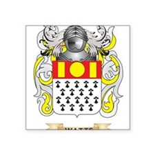 Watts Family Crest (Coat of Arms) Sticker