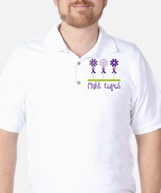 Lupus Awareness Daisy T-Shirt