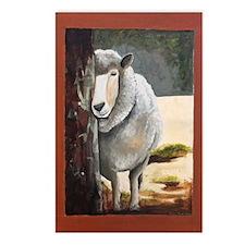 Morning Ewe Postcards (Package of 8)