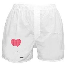 Broken Heart Ping Pong Boxer Shorts