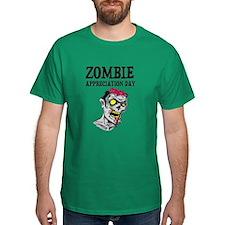 Zombie Appreciation Day T-Shirt