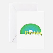 Destin, Florida Greeting Cards (Pk of 10)
