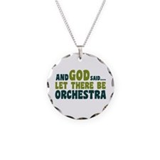Let There be Orchestra Necklace