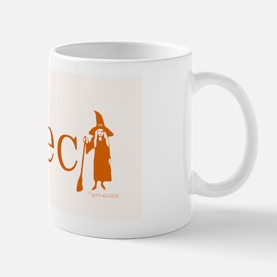 Prefect Orange Mug