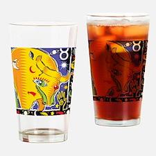 Taurus Drinking Glass