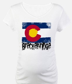 Breckenridge Grunge Flag Shirt