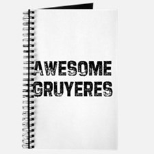 Awesome Gruyeres Journal