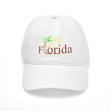Florida Palm Baseball Cap