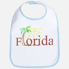 Florida Palm Bib