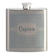 Captain/Anchor  Flask