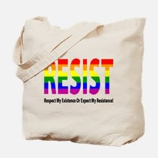 LGBT - Resist Tote Bag
