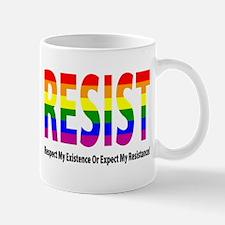 LGBT - Resist Mugs