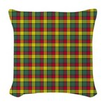 Tartan - MacMillan Woven Throw Pillow