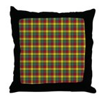 Tartan - MacMillan Throw Pillow
