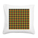 Tartan - MacMillan Square Canvas Pillow