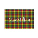 Tartan - MacMillan Rectangle Magnet