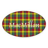 Macmillan plaid Single